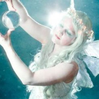 Winter Fairy Contact Juggler