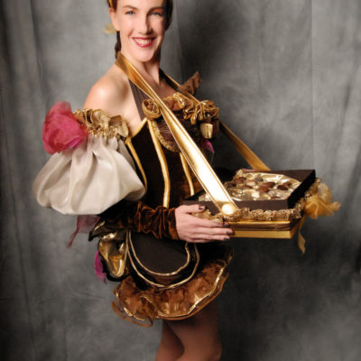 Chocolate Usherette