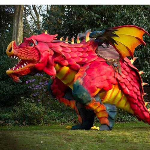 Dragons and George Live Acts Entertainment