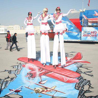 Pan Am  Airhostess