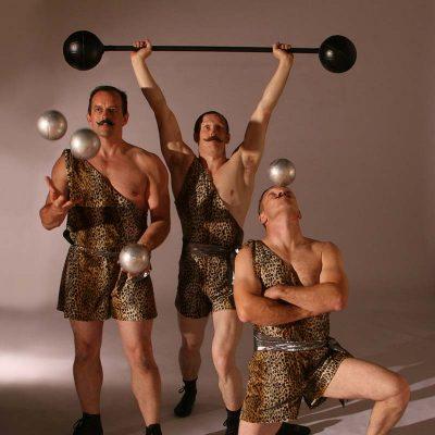 Comedy Strongmen