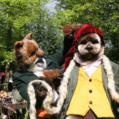 Fox and Otto