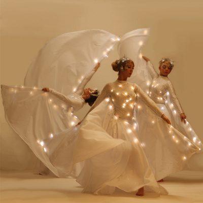 Illuminated Dance