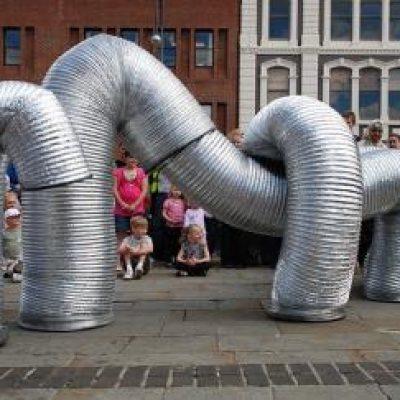 Slinky Walkabout