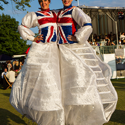 Britannia Stilts