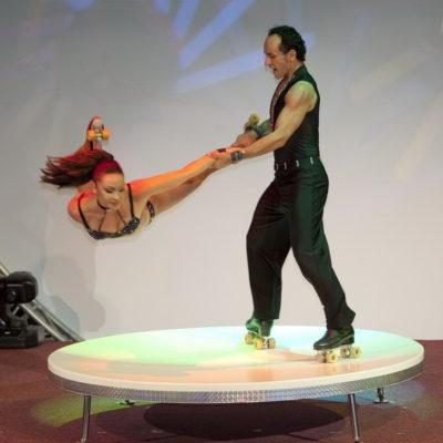 Dynamic Roller-Skating Act