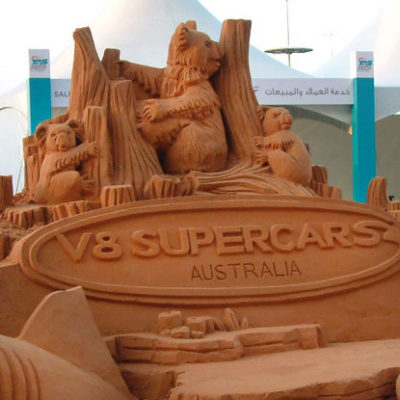 Sand Installations