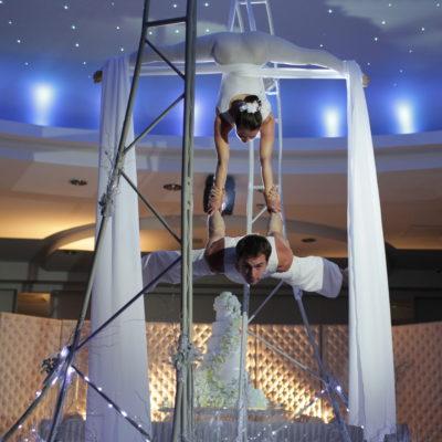 Acrobatic Carousel