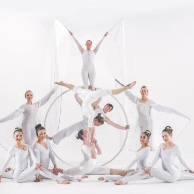 Acro Gymnastics, Aerial & Hoops