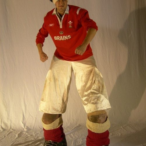 welsh rugby player