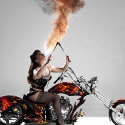 Fire Vixen