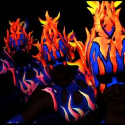 Flame Silks