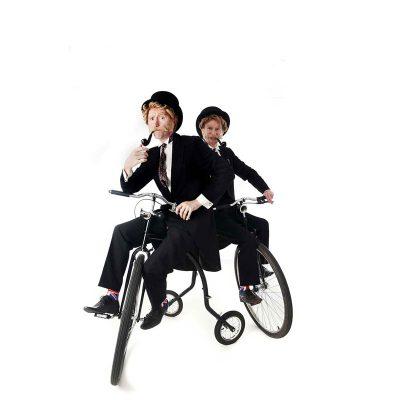 Victorian Twin Gentlemen