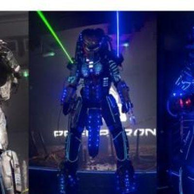 Predatron Robot