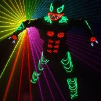 LED Interactive Dance Show