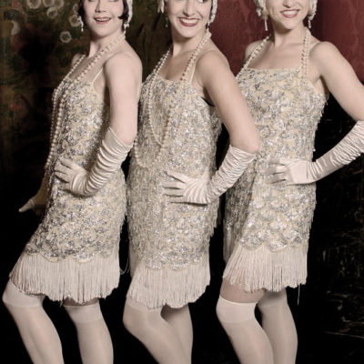Charleston Flapper Dance