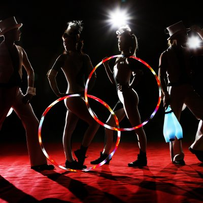 Spin Glow Show