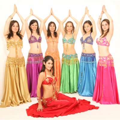 Belly Dancer Troupes