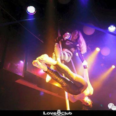 Acrobatic Duo