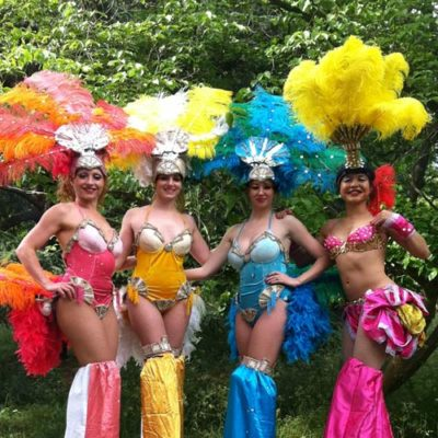 Electric Illuminated Showgirls