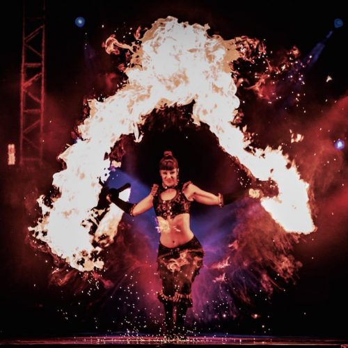 Illuminati Fire & Circus Performances